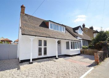 Thumbnail 4 bed semi-detached house for sale in Nelson Road, Leigh-On-Sea, Essex
