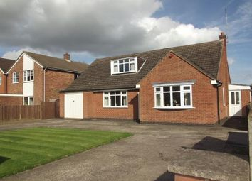 Thumbnail 4 bed bungalow for sale in Whitehill Road, Ellistown, Coalville