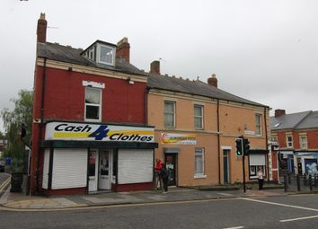 Thumbnail Retail premises for sale in Condercum Road, Benwell, Newcastle Upon Tyne