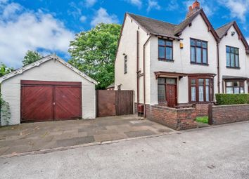 Thumbnail 3 bed semi-detached house for sale in Bloxwich Road, Leamore, Walsall