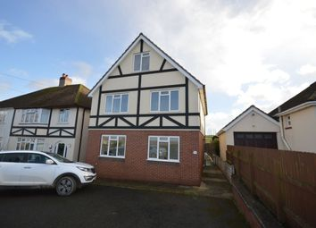 Thumbnail 4 bed detached house to rent in Whilborough Road, Kingskerswell, Newton Abbot