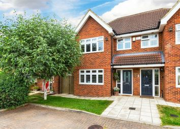 Thumbnail 4 bed semi-detached house for sale in Mallard Close, Burnham, Buckinghamshire