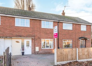 Thumbnail 3 bed terraced house for sale in Beech Crescent, Stainforth, Doncaster