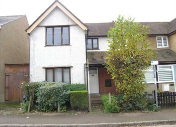 Thumbnail 2 bed semi-detached house for sale in Vale Road, Bushey