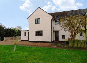 Thumbnail 3 bed semi-detached house for sale in Churchill Road, Sedgeberrow