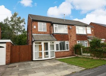 Thumbnail 3 bed semi-detached house for sale in Eastleigh Road, Heald Green, Cheadle