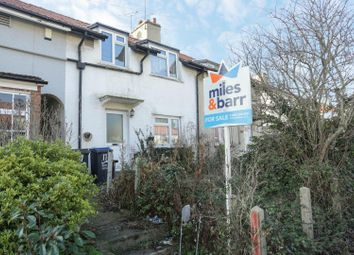 Thumbnail 3 bed terraced house for sale in Lorina Road, Ramsgate