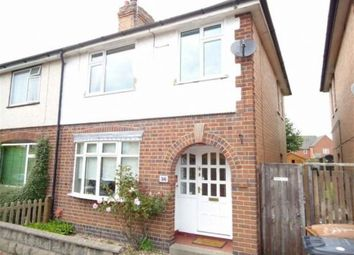 Thumbnail 3 bed semi-detached house to rent in Park Road, Ratby, Leicester.