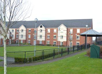 Thumbnail 2 bedroom flat for sale in Oakbridge Drive, Buckshaw Village