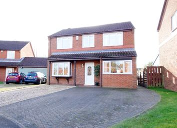 Thumbnail 5 bed detached house for sale in Faldingworth Close, Lincoln