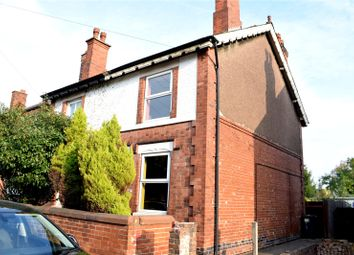 Thumbnail 2 bed semi-detached house to rent in Cotmanhay Road, Ilkeston, Derbyshire