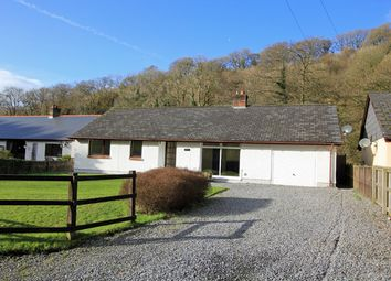 Thumbnail 3 bed detached bungalow for sale in Talog, Carmarthen, Carmarthenshire