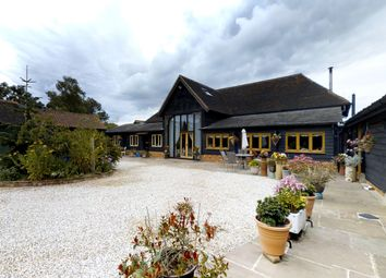 Thumbnail 4 bed barn conversion for sale in White Elm Road, Woodham Mortimer, Danbury, Essex