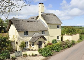 Thumbnail 4 bed detached house for sale in Lydeard St. Lawrence, Taunton