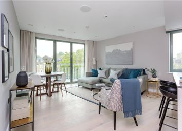 Thumbnail 1 bed flat for sale in St Augustine's Road, London