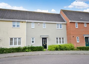 Thumbnail 2 bedroom terraced house for sale in Woodlands Park Drive, Dunmow