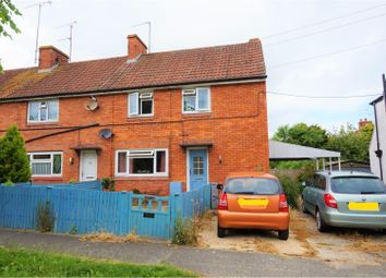 Thumbnail 2 bed end terrace house for sale in Westland Road, Yeovil