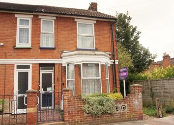 Thumbnail 3 bedroom end terrace house for sale in Khartoum Road, Ipswich