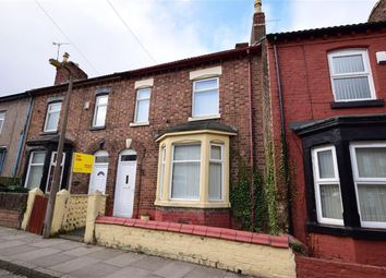 Thumbnail 4 bedroom terraced house for sale in Rice Lane, Wallasey, Merseyside