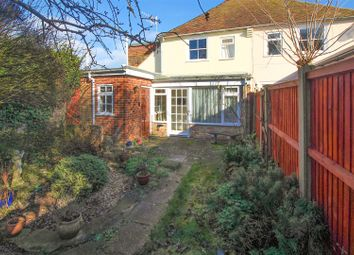 Thumbnail 2 bedroom end terrace house for sale in Wincheap, Canterbury