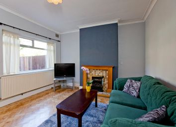 Thumbnail 4 bedroom terraced house to rent in Braemar Avenue, London