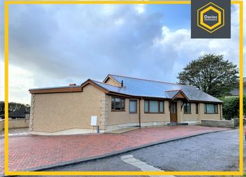 Thumbnail 4 bed detached bungalow for sale in New Lodge, Y Lan, Llanelli