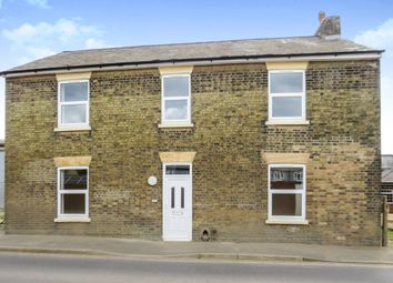 Thumbnail 1 bedroom flat for sale in March Road, Coates, Peterborough