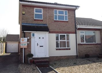 Thumbnail 3 bedroom semi-detached house to rent in Millway, Wymondham, Norfolk