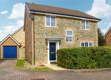 Thumbnail 3 bed detached house for sale in Shepherds Close, Bishop's Stortford, Hertfordshire