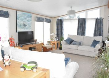 Thumbnail 2 bed mobile/park home for sale in Cotswold Grange, Twyning, Tewkesbury, Gloucestershire
