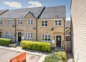 Thumbnail 2 bed end terrace house for sale in Providence Court, Dewsbury, West Yorkshire
