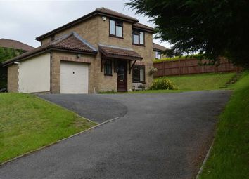 Thumbnail 3 bed detached house for sale in The Hawthorns, Pant, Merthyr Tydfil