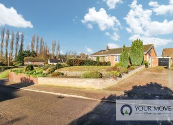 Thumbnail 2 bed bungalow for sale in Hampton Avenue, Thurlton, Norwich