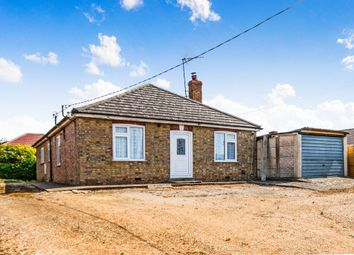 Thumbnail 3 bed detached bungalow for sale in West End, Hilgay, Downham Market