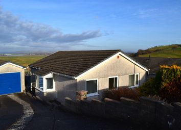 Thumbnail 3 bedroom detached bungalow for sale in Golwg Y Mor, Penclawdd, Swansea