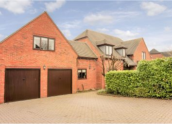 Thumbnail 5 bed detached house for sale in Barnes Croft, Hilderstone, Stone