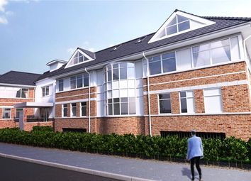 Thumbnail 2 bed flat for sale in Four Corners, Pound Road, Chertsey, Surrey