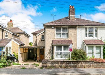 Thumbnail 3 bed semi-detached house for sale in London Lane, Cuckfield, Haywards Heath