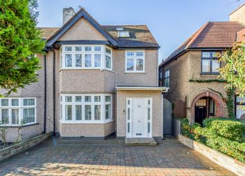 Thumbnail 4 bed semi-detached house for sale in Holders Hill Avenue, Hendon, London