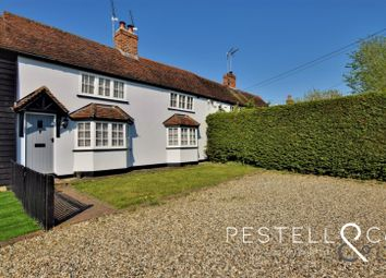 Thumbnail 2 bed terraced house for sale in Canada Cottages, Stortford Road, Dunmow