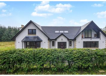 Thumbnail 5 bed detached house for sale in Dumgoyne, Glasgow