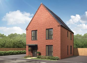 """Thumbnail 4 bed detached house for sale in """"The Wye"""" at Showell Road, Wolverhampton"""