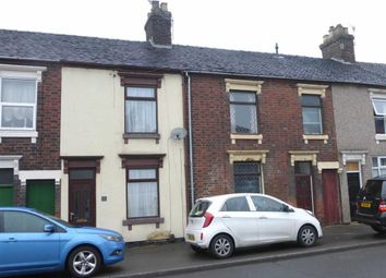 Thumbnail 2 bedroom terraced house for sale in Leek Road, Hanley, Stoke-On-Trent