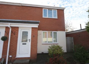 Thumbnail 2 bed property for sale in Oram Close, Morpeth