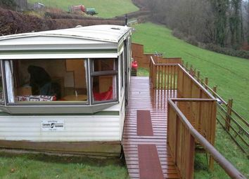 Thumbnail 2 bed property to rent in Tyfan Caravan, Llwynpur, Maesycrugiau