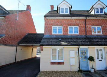 Thumbnail 2 bedroom semi-detached house for sale in Havisham Drive, Haydon End, Swindon