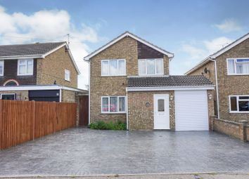 Thumbnail 3 bed detached house for sale in St. Crispins Way, Raunds