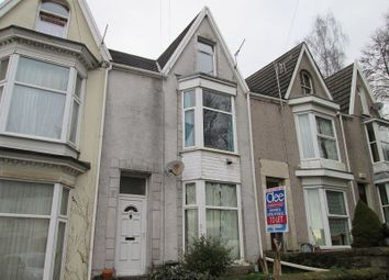 Thumbnail 2 bed flat to rent in The Grove, Uplands, Swansea.