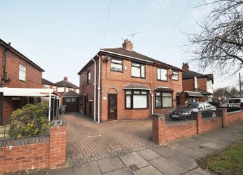 Thumbnail 3 bedroom semi-detached house for sale in Riverside Road, Trent Vale, Stoke-On-Trent