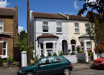 Thumbnail 2 bed flat for sale in Wilton Road, Colliers Wood, London